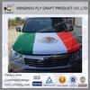 custom hood cover flag for 2014 world cup