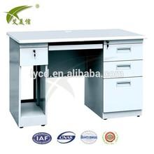 Knock Down Metal Office Table Steel Office Desk