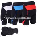 Mais novo OEM ciclismo almofadas de camurça shorts