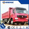 Sinotruk HOWO 8X4 tipper truck capacity