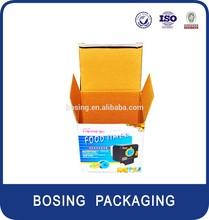 Corrugated board paper box / digital camera packaging box