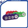 auto flip calendar clock