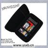 Tablet EVA hard laptop case with net divider