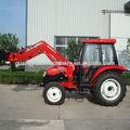 45hp 4wd tracteurs agricoles avec multifonctionnel outils agricoles