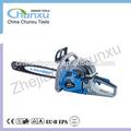Venta caliente baratos cadena de la sierra 5200 motosierra/sierra cadena de gasolina de la motosierra