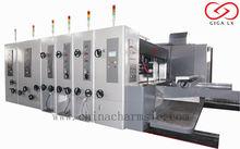 GIGA LX flexo die cutting and printing machine