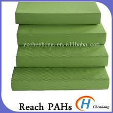 Sports equipment green tpe foam balance pad manufacturer