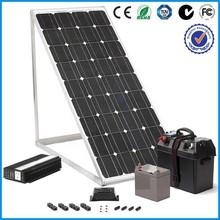 Advanced technology 48V 20A IP65 CE rohs 1000w solar panel kit