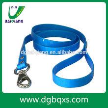 braided nylon rope stretch dog flex leash