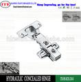 Topfscharnier mit 35mm tasse Clip- auf hydraulischen scharnier, hydraulischen topfscharnier, hydraulischen möbelscharnier