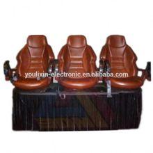 5D Cinema 3 Seats 3D 4D 5D 6D Cinema Theater Movie System Suppliers