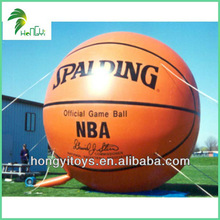 Popular Hot Selling Equisite Workmanship Inflatable Giant Basketball