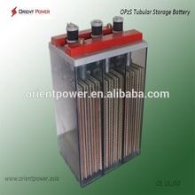 solar battery tubular plate 2V600ah opzs batteries for emergency system