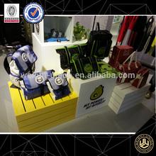 handbag display rack for bag store interior design
