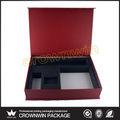 rosso cina carta magnetica profumo scatola di imballaggio