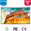 65 inch Ultra Clear Panel smart led tv with 3d