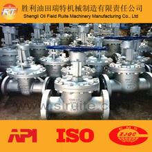 API stem gate valve/stainless steel valve