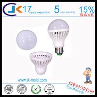 90-260v led light bulb plastic part