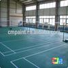 Water based Acrylic Sport Floor Paint- Polyurethane Sport court Floor Paint
