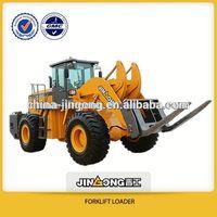 forklift loader 21Ton transport machinery with block handling