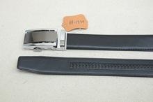 Factory Wholesale Fashion Design Automatic Buckle Man Genuine Leather Belt