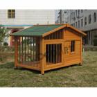 Good design outdoor large wooden dog house