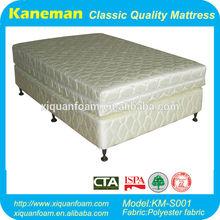Trustworthy China Supplier 5 star hotel mattress