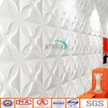 Carreaux de mur avec grande taille pvc 3d gaufré. design pattern de gz- kings