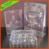 Gift packing plastic pvc blister box
