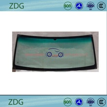 clear float glass body kit for mitsubishi parts auto front windshield guangzhou distributor