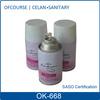 SASO Approve 300ml GEL Beads Pump Spray Toilet Auto Air freshener
