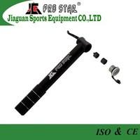 Presta&Schrader Compatible Bike Hand Tool Repair Accessory Cycle Pump