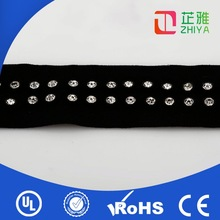 Factory price 2014 new strass high quality garment accessories metal trims