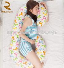 2014 New Design Comfortable Multi-function Pregnancy Pillow