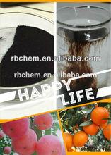 High solubility Bio fulvic humic acid bio vegetal fertilizer