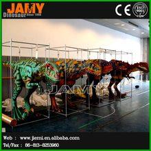 Factory Simulation Animated Dinosaur Costume
