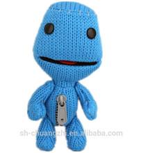 Fashion knit plush toy