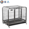 China Wholesale Foldable Strong Stainless steel Dog Cages