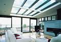 janela de telhado e clarabóia de madeira personalizados vidro janela do telhado teto fixo janela