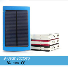 High energy solar batteries charger for mobile phones