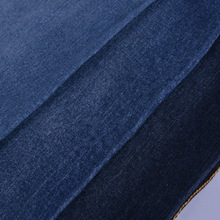 Heavy dark blue 100% cotton sweatshirt fabric