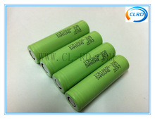 100% original Samsung ICR18650-30B 3000mah 3.7v rechargeable batteries cell