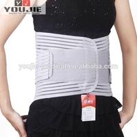 neoprene waist back support belt brace slimming girdle