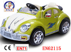 JL858 children's car ,R/C beetle electric car,ride on toy car ,export baby car ,battery fashion 4 wheels toy car