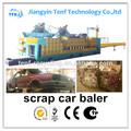 Chegada nova factory preço automático hidráulico carro velho imprensa carro de sucata prensa ( alta qualidade )