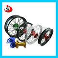 Off-road dirt bike rodas de aros de rodas da motocicleta para crf 450