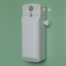 Human Sensor Automatic Aerosol Dispenser spray hygiene air fragrance electric air freshener auto aerosol dispenser