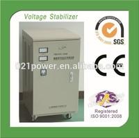 Single Phase Air Conditioner Use Servo Voltage Stabilizer 10000VA