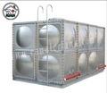 Inoxidable atornillada tanque de agua/de agua del tanque de almacenamiento con el ce& iso9001 certificación