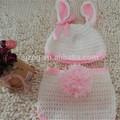 neonato uncinetto copertura pannolino con il piccolo lumaca cappelli fatti a mano set cuffie bambini fotografia di oggetti di scena
